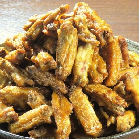 駒込の鶏料理専門店[とりいちず]の絶品手羽唐